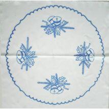 Előnyomott kézimunka 53X53-101 karácsonyi