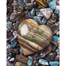 Gyöngy vagy gyémánt kép 30x40 cm