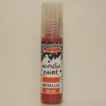 Metál akrilfesték 20 ml (több színben)
