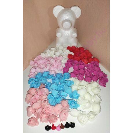 Közepes rózsamaci alapanyag csomag 23 cm
