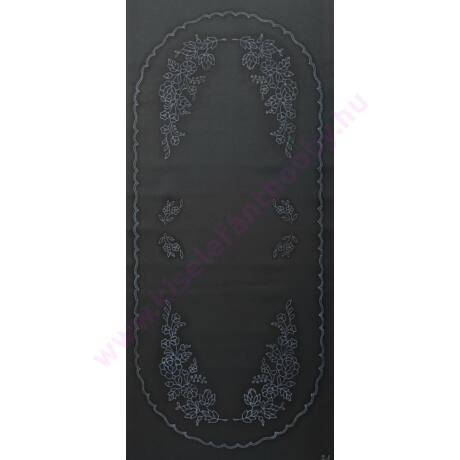 Fekete futó (80X40 - 21) kalocsai