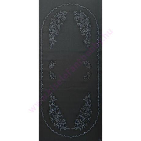Fekete futó (80X40 - 24) kalocsai