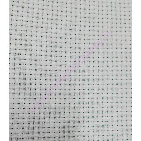 Aida hímzővászon 5,4 fehér 140 cm széles