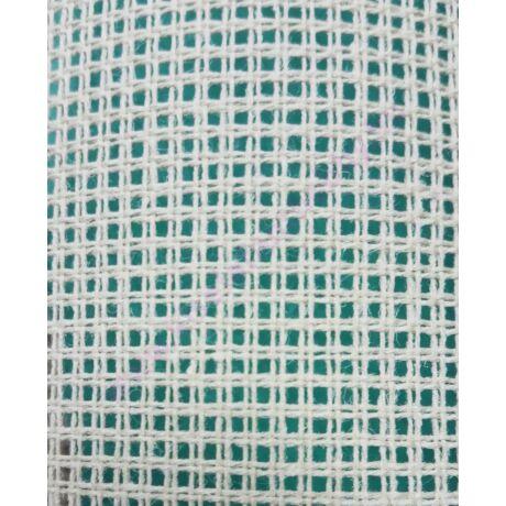 Fehér gobelin alap normál lyukméretű 60 cm széles