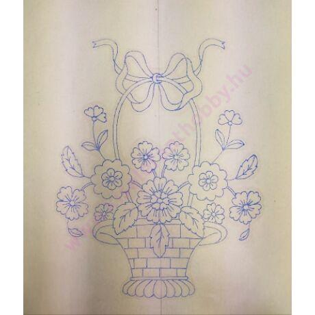 Kress falikép 38x53 cm