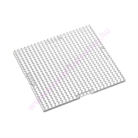 Alaplap - 6x6cm - áttetsző