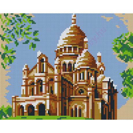 Sacre Coeur pixelhobby kirakó