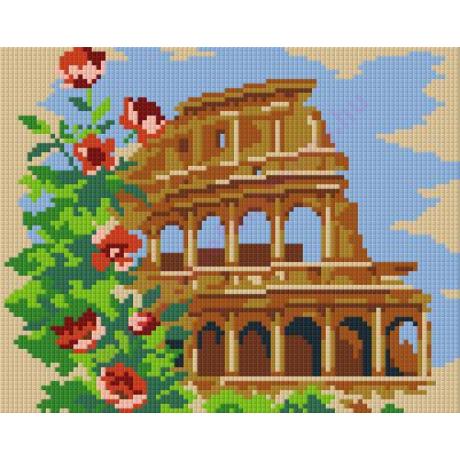 Colosseum pixelhobby kirakó