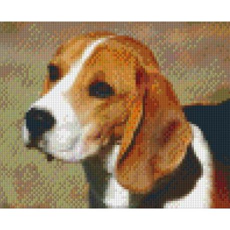 Kutya 1 pixelhobby kirakó