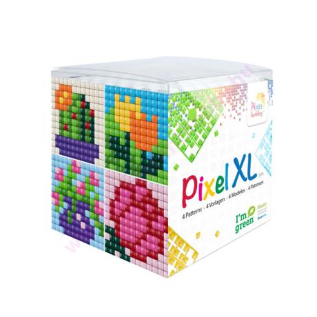 Pixel XL szett - Virágok