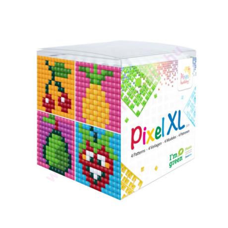 Pixel XL szett - Gyümölcsök