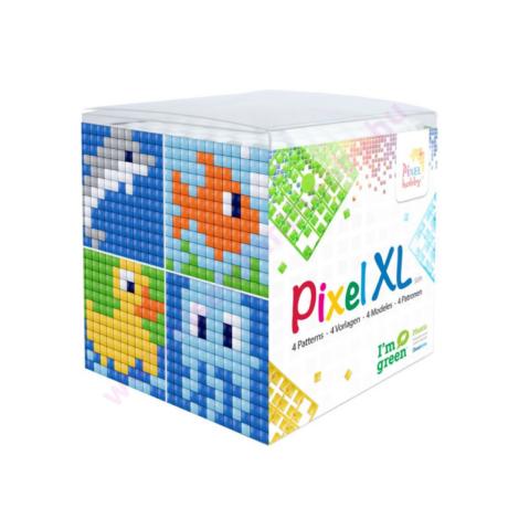Pixel XL szett - Vízi élőlények