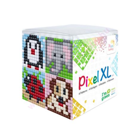 Pixel XL szett - Állatok 3
