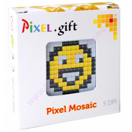 Mini Pixel XL szett - Smiley