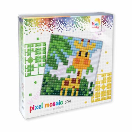 Pixel XL szett - Zsiráf