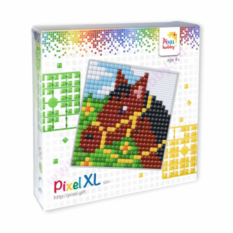 Pixel XL szett - Ló