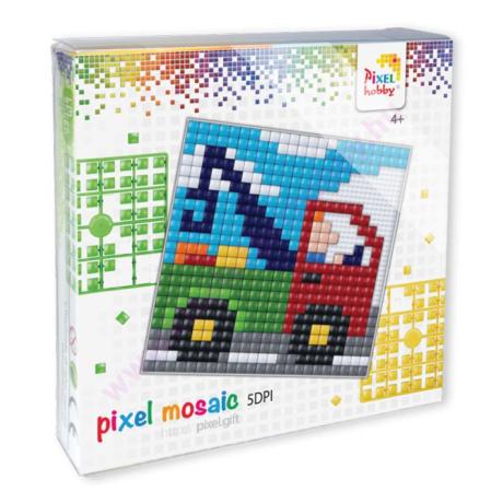 Pixel XL szett - Teherautó