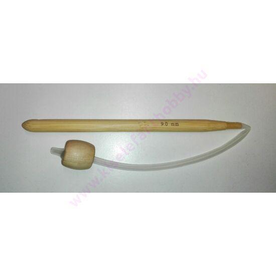 Damilos bambusz horgolótű 9