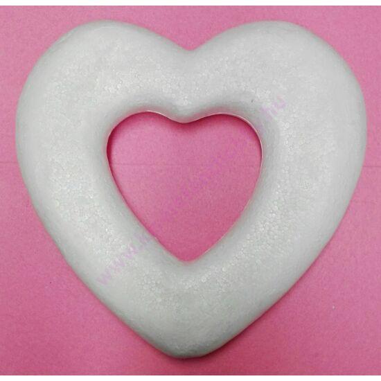 Hungarocell lyukas szív 25 cm