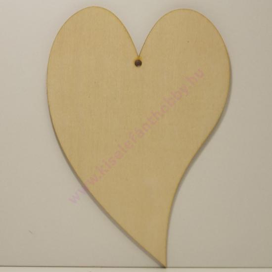 Francia szív 4,5 cm