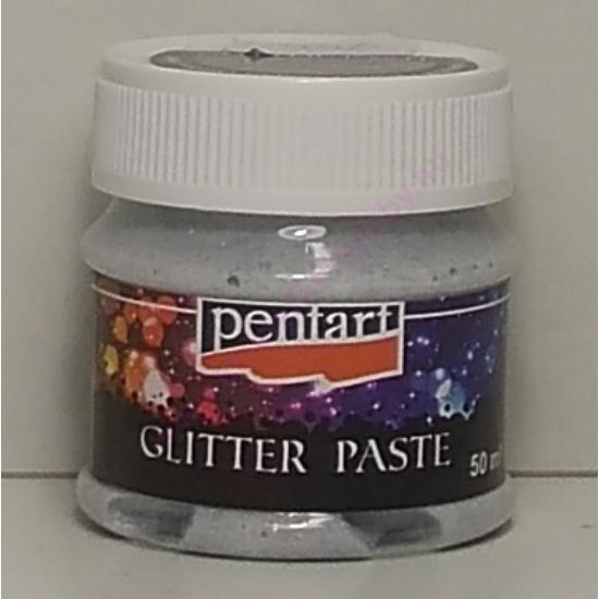 Glitterpaszta 50 ml (több színben)