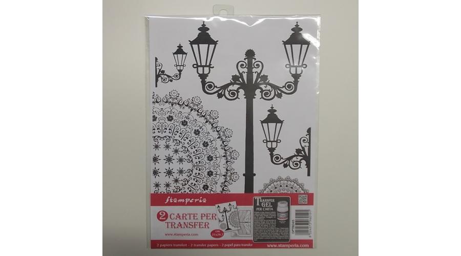 55a60de6b9 Transzfer papír A/4 méret - Transzfer oldat, gél, papír